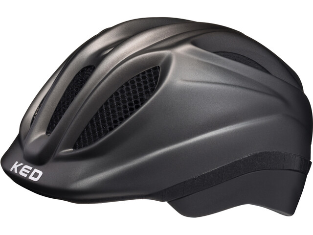 KED Meggy II Helmet Kids Black Matt